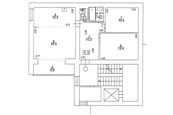 Pārdod dzīvokli, Ausekļa iela 8 - Attēls 16