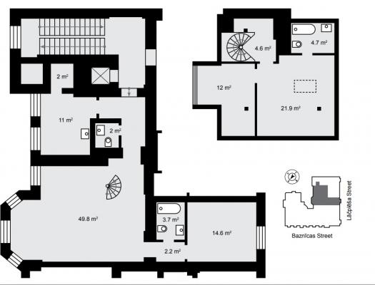 Pārdod dzīvokli, Lāčplēša iela 13 - Attēls 18