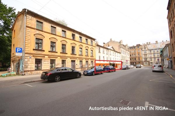 Retail premises for sale, Tērbatas street - Image 1