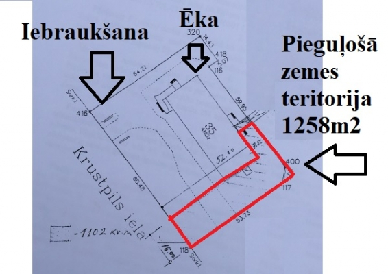 Pārdod biroju, Krustpils iela - Attēls 23