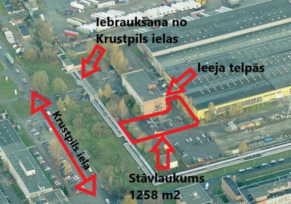 Pārdod biroju, Krustpils iela - Attēls 22