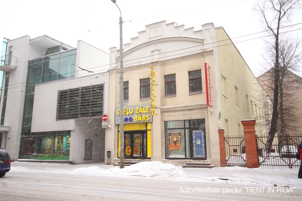 Retail premises for sale, Čaka street - Image 1