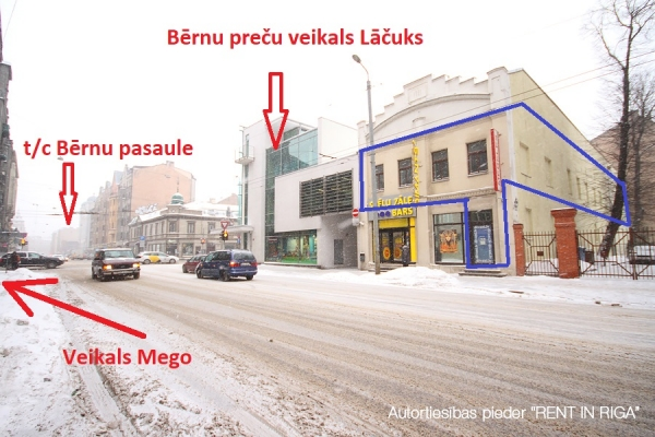Retail premises for sale, Čaka street - Image 12