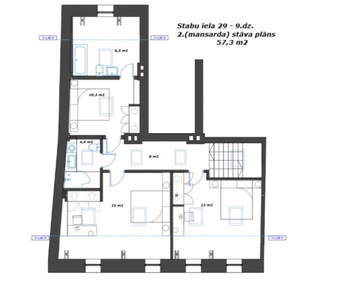 Apartment for sale, Stabu street 29 - Image 30