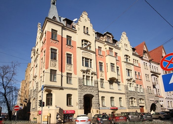 Office for rent, Stabu street - Image 1