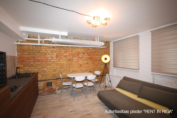 Apartment for rent, Tomsona street 2 - Image 1