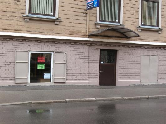 Iznomā tirdzniecības telpas, Bruņinieku  iela iela - Attēls 1
