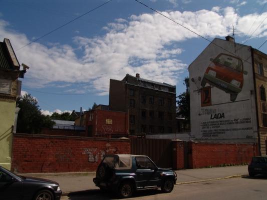 Investīciju objekts, Krāsotāju iela - Attēls 4