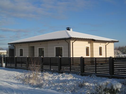 Pārdod māju, Sniegu iela - Attēls 1