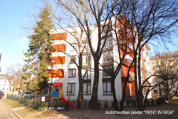 Izīrē dzīvokli, Staraja Rusas iela 8 - Attēls 3