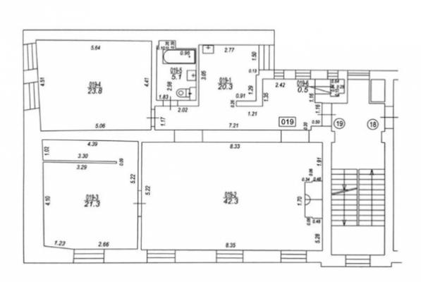 Izīrē dzīvokli, Dzirnavu iela 115a - Attēls 16