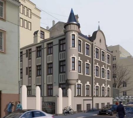 Продают квартиру, улица Blaumaņa 34 - Изображение 4