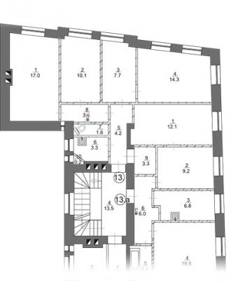 Продают квартиру, улица Blaumaņa 34 - Изображение 2