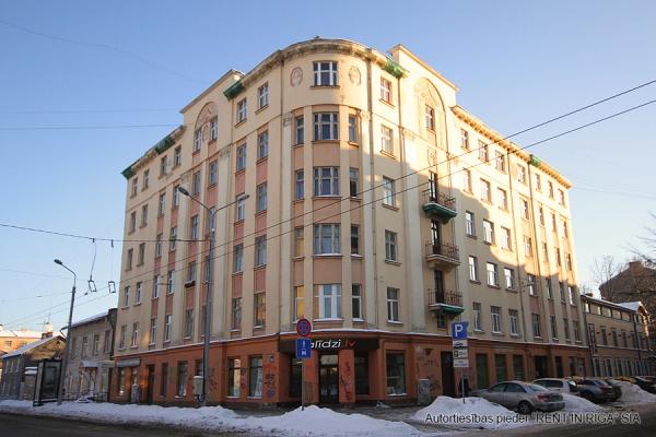 Pārdod tirdzniecības telpas, A. Čaka iela - Attēls 1