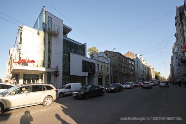 Pārdod tirdzniecības telpas, Čaka iela - Attēls 6
