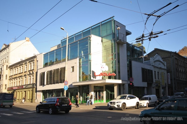 Investīciju objekts, Čaka iela - Attēls 2