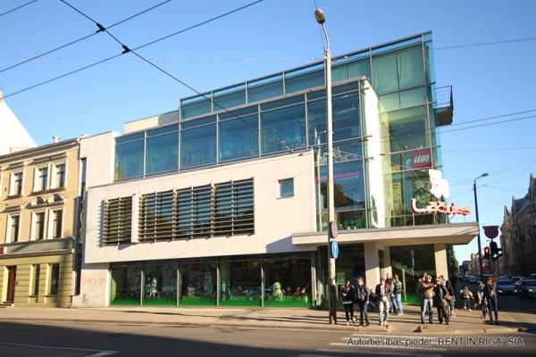 Investīciju objekts, Čaka iela - Attēls 3