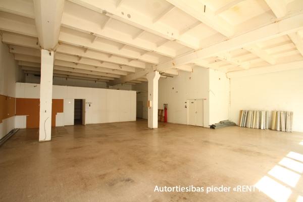Warehouse for rent, Braslas street - Image 2