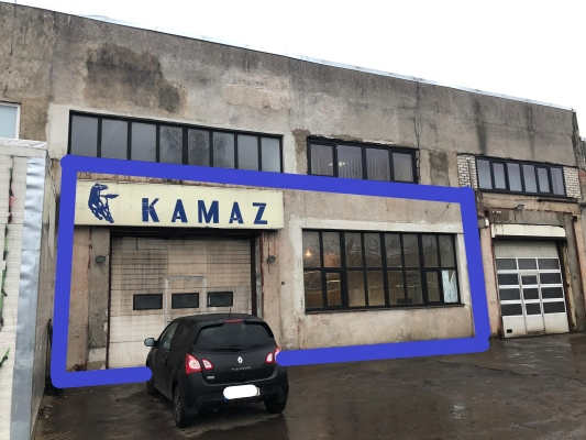 Warehouse for rent, Krasta street - Image 6