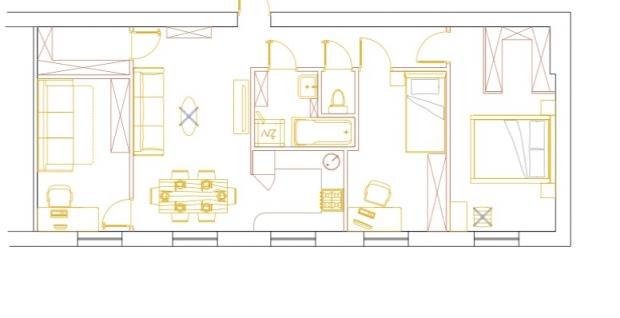 Pārdod dzīvokli, Alūksnes iela 3 - Attēls 12