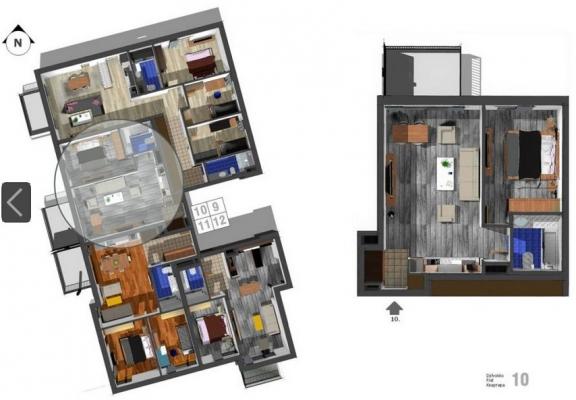 Pārdod dzīvokli, Kapseļu iela 25A - Attēls 9
