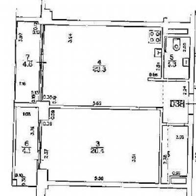 Iznomā biroju, Katrīnas dambis - Attēls 17