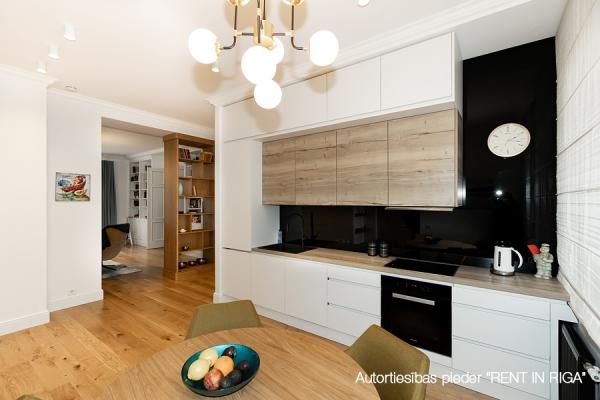 Продают квартиру, улица Dzirnavu 60A - Изображение 10