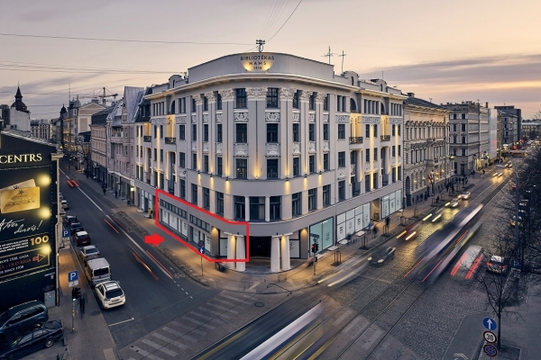 Pārdod biroju, Barona iela - Attēls 1
