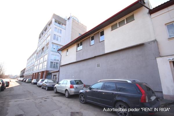 Investīciju objekts, Sliežu iela iela - Attēls 2