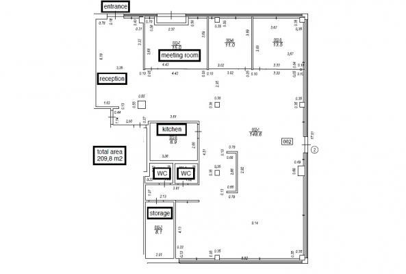 Iznomā biroju, Gustava Zemgala gatve - Attēls 12
