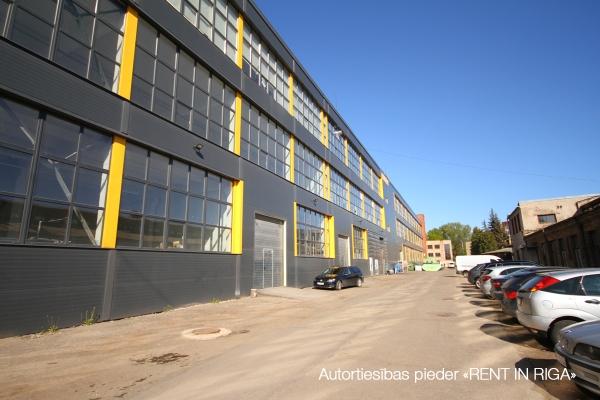 Iznomā ražošanas telpas, Starta iela - Attēls 9