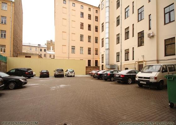Izīrē dzīvokli, Antonijas iela 12 - Attēls 23