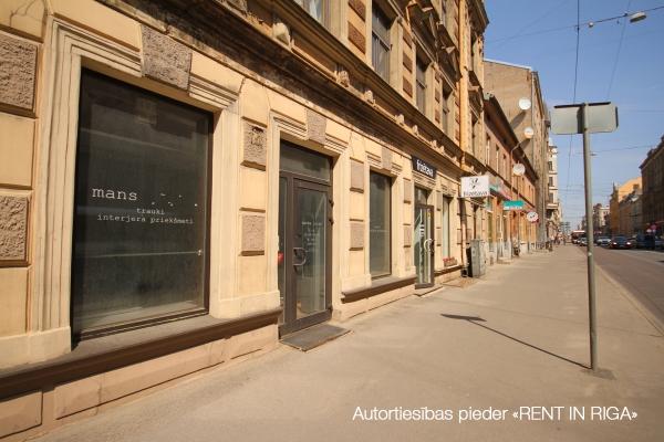 Pārdod tirdzniecības telpas, Čaka iela - Attēls 2