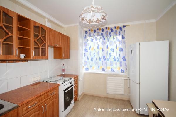 Izīrē dzīvokli, Kurzemes prospekts iela 62 - Attēls 10