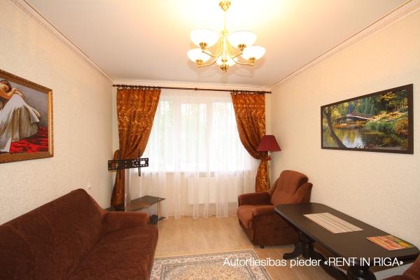 Izīrē dzīvokli, Kurzemes prospekts iela 62 - Attēls 2