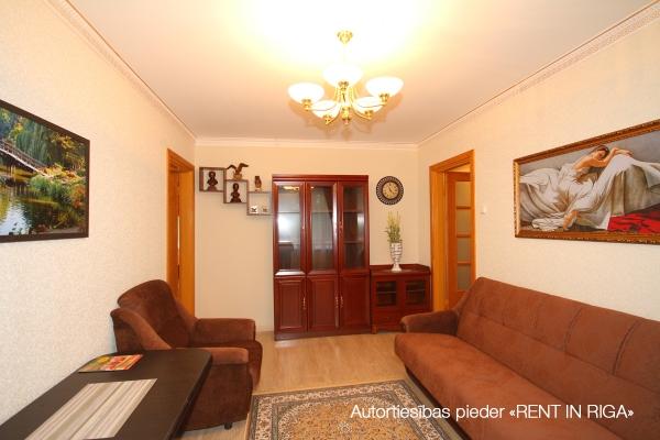 Izīrē dzīvokli, Kurzemes prospekts iela 62 - Attēls 1