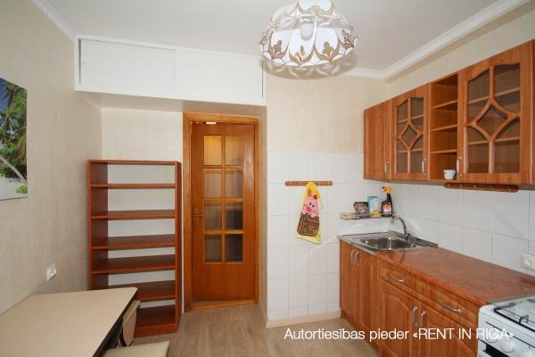 Apartment for rent, Kurzemes prospekts street 62 - Image 11