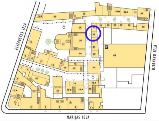 Iznomā tirdzniecības telpas, Dzirnavu iela - Attēls 4