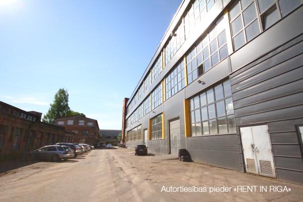 Iznomā ražošanas telpas, Starta iela - Attēls 1