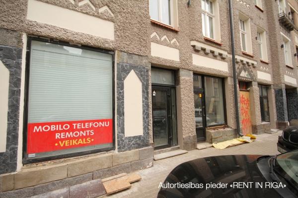 Pārdod tirdzniecības telpas, Avotu iela - Attēls 5