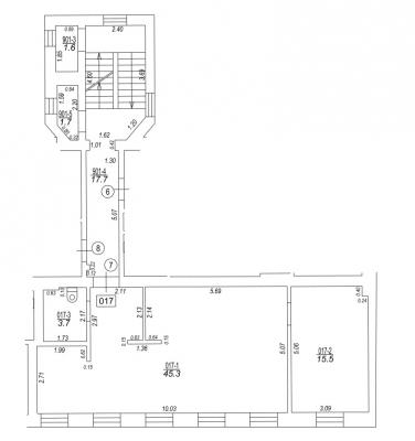 Pārdod dzīvokli, Čaka iela 36 - Attēls 14