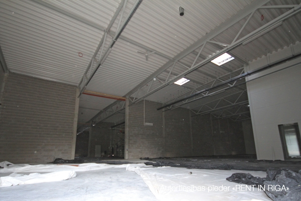 Warehouse for rent, Plieņciema street - Image 11