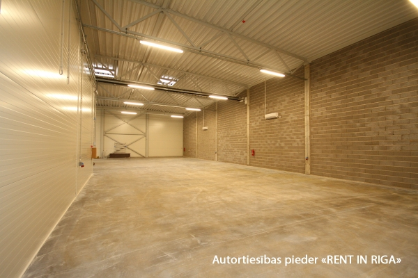 Warehouse for rent, Plieņciema street - Image 3