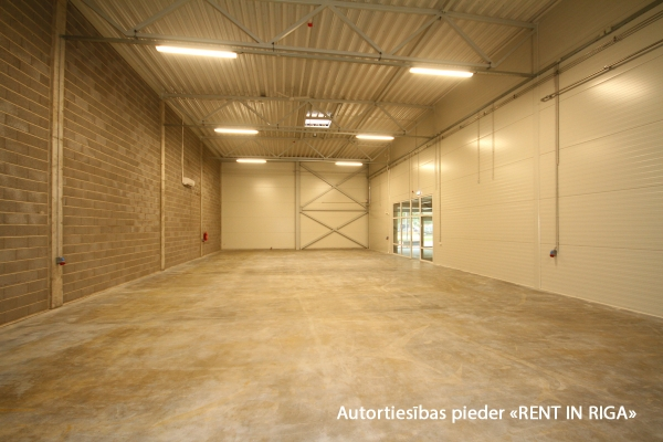 Warehouse for rent, Plieņciema street - Image 2