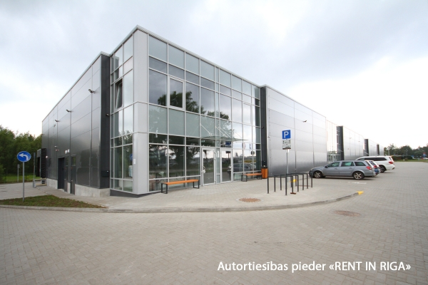 Warehouse for rent, Plieņciema street - Image 1