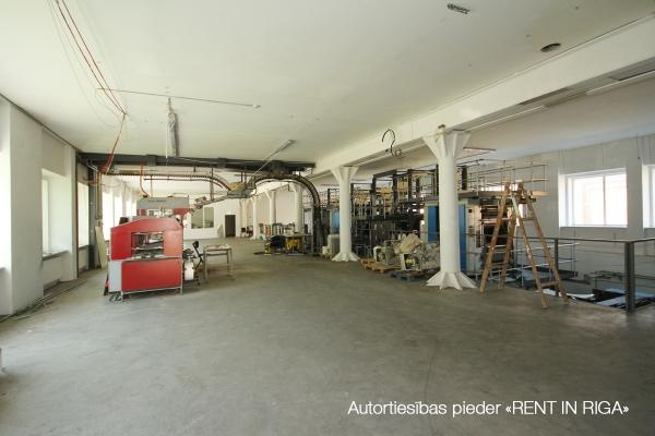 Pārdod ražošanas telpas, Baltā iela - Attēls 6