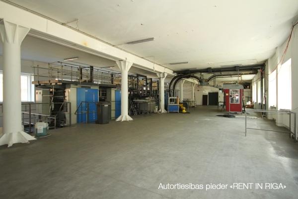 Pārdod ražošanas telpas, Baltā iela - Attēls 1