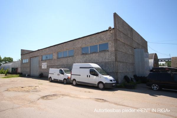 Сдают склад, улица Krustpils - Изображение 1