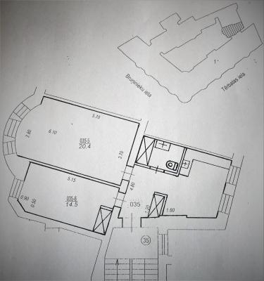 Apartment for rent, Terbatas street 59/61 - Image 22