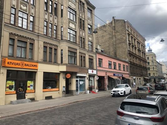 Сдают торговые помещения, улица Tērbatas - Изображение 1